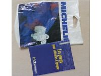 MICHELIN TYRE BROCHURE AND BAG
