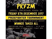 White Collar Boxing & Prizefighter Tournament PRYZM - CARDIFF