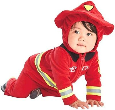 Baby Boy Costumes 6 9 Months (Carters Infant 6-9 Months Fireman Firefighter EMS Halloween Costume Baby)