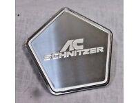 OEM GM Wheel Hub Center Cap Chrome w//Flag Logo 08-10 Chevrolet Corvette 9597717