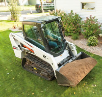 Bobcat Rental - FREE DELIVERY & PICK UP !