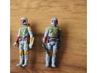 Star Wars figures 1977-85 Boba Fett