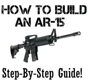 Bushmaster M4 armorers Manual