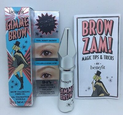 Benefit Gimme Brow- Brow Volumizing Fiber Gel #3 Full Size