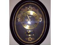 Rare ART Painting Wall Clock