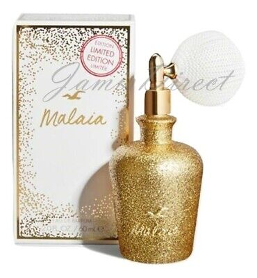 Hollister Malaia 2.0oz / 60ML Women's Perfume Spray Eau De Parfum LIMITED NEW