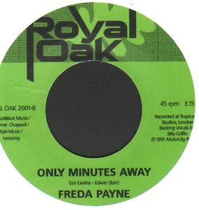 Unreleased Modern Soul Freda Payne - Only Minutes Away -  7