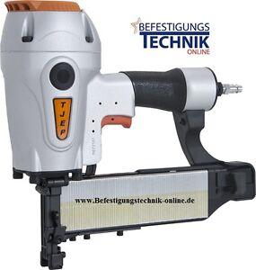 TJEP PQZ-64 Klammergerät mit 5000 Klammern Heftklammern Senco Prebena Q BeA 180