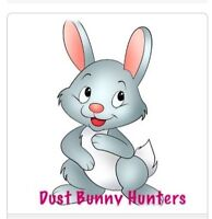 DUST BUNNY HUNTERS-CLEANERS/HOUSE KEEPERS