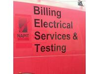 Billing Electrical Services & Testing
