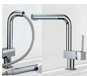 Faucet-Basin-Kitchen-Pull-Out-Spray-Mixer-Tap-JN-8532