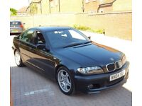 2004 BMW Sport 4 door Saloon 1.8 Petrol