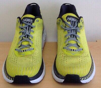 Hoka One One Clifton 5 Men's Running Shoes Trainers Size UK 11 EU 46