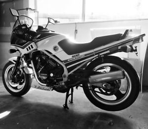 Vf500f Honda Interceptor