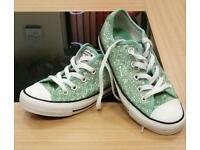 Nearly new converse all stars