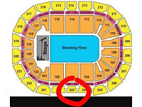 3x Drake *Amazing Seats*- Sat 11th Feb @ Manchester Arena