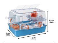 Hamster cage -Ferplast Duna Blue
