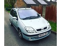 Scenic AUTOMATIC 8month mot family car