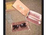 Genuine Miu Miu Sunglasses