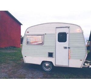 Vintage camper  1300