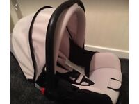 Brand new luxury car seat baby carrier