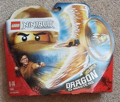 Lego Ninjago Golden Dragon Masters