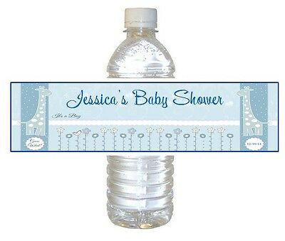 5  Baby Shower Party Favors ~ Water Bottle labels Buy 3 get 1 free (bp7)](Buy Baby Shower Favors)