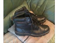 Arco Trojan Lites Safety Boot Black Size 12 only £10