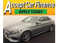Mercedes-Benz C220 FROM £109 PER WEEK!