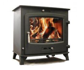 Stove. 30kw. Boiler. 4 year warranty.