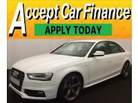 Audi A4 Black Edition FROM £67 PER WEEK!