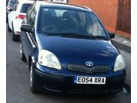 Toyota Yaris 1.3 Litre Petrol, 54 Plate Great Condition, Low Price,