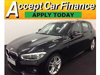 BMW 116 M Sport FROM £72 PER WEEK!