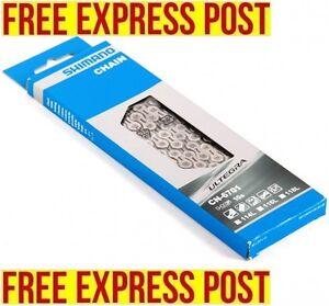 Shimano Ultegra 10 Speed Chain CN-6701 116 Links BRAND NEW EXPRESS POST