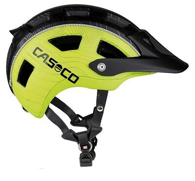 Casco - MTB.E - Farbe: schwarz neon - Größe: L (58 -...
