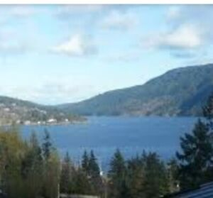 Oceanview Land in Beautiful Maple Bay Vancouver Island