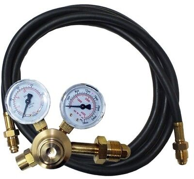 Norstar Flowgauge Regulator With Hose - Inert - Cga580