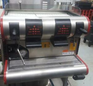 Machine à café professionnelle San Marco 95 SPRINT E /2G 12 L
