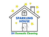 Sparkling House Domestic Cleaning (Knighton, Clarendon, Evington, Highfields, Stoneygate, Oadby)