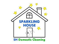 Sparkling House Domestic Cleaning £10 per hour