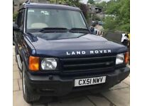 LAND ROVER DISCOVERY ES auto