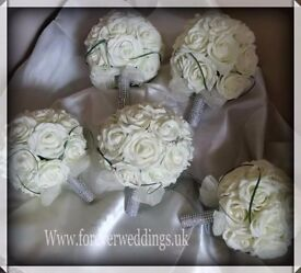 Bespoke beautiful bouquets
