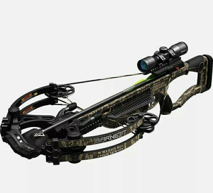 Barnett - Barnett Whitetail Hunter Str Crossbow 380FPS TriggerTech