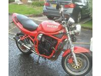 Suzuki bandit 600cc