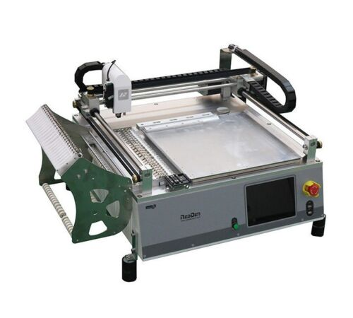 For Prototype SMT Machine Small Pick and Place Machine NeoDen3V-Std 23 Feeders