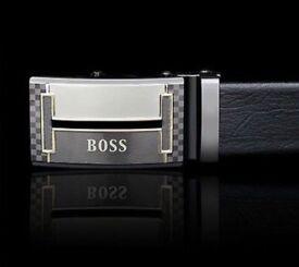 Valentine's Day. Hugo boss belts