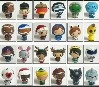 Funko POP Fortnite Winter Advent Calendar Christmas Mini Figures Only Lot of 16