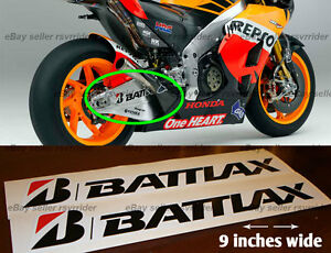 Bridgestone-tire-battlax-fairing-or-swingarm-decal-sticker-for-motorcycle