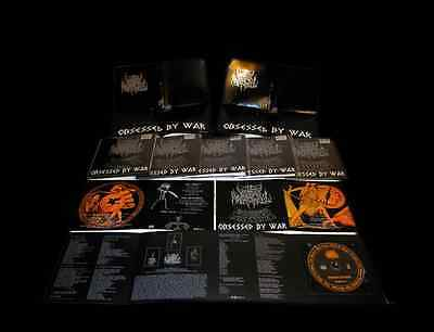 Unholy Archangel - Obsessed by War + Poster (Gre), CD Box online kaufen