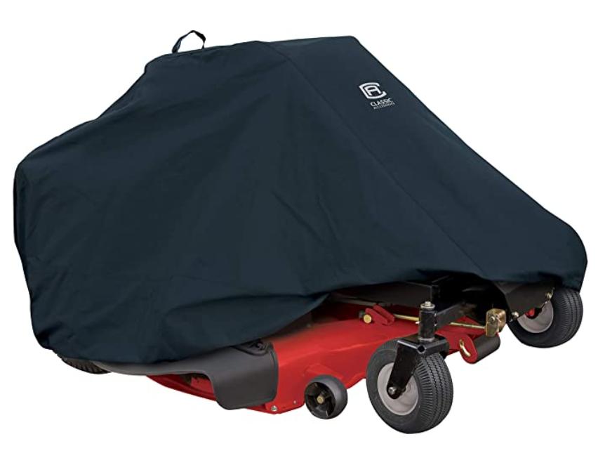 classic accessories zero turn riding lawn mower